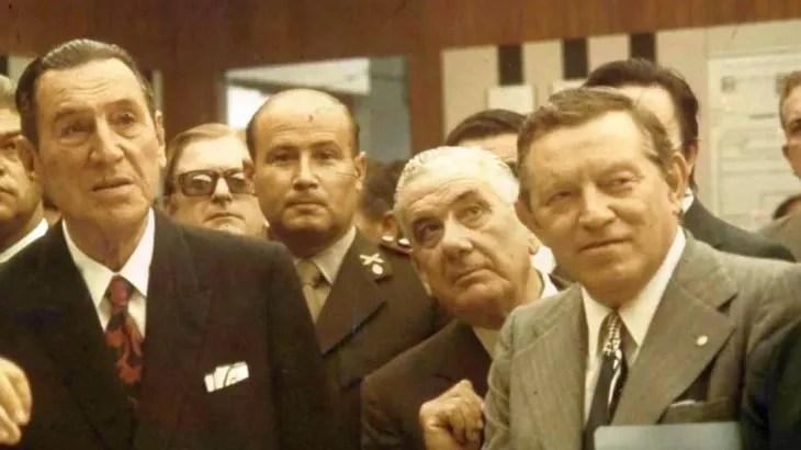 La Ley de Abastecimiento fue sancionada en 1974 a instancias del por entonces ministro de Economía José Ber Gelbard, poco después de la muerte de Perón.