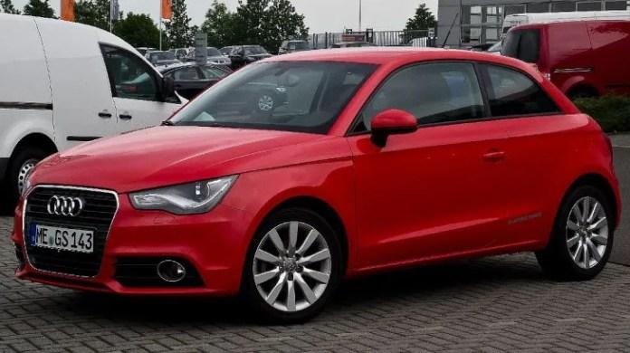 El modelo Audi A1 es uno de los más buscados por los compradores.