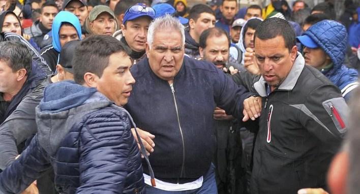 El exsecretario general de la Uocra platense, Juan Pablo