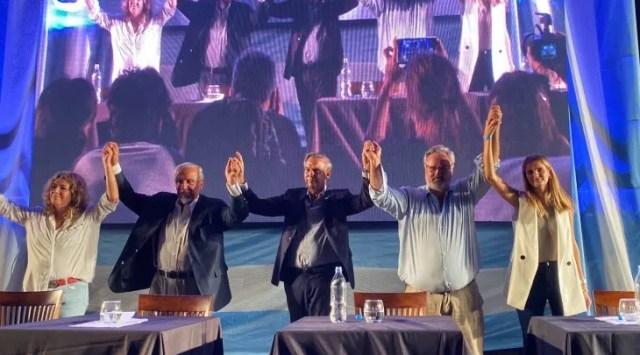 Peronismo Republicano realizó su acto de lanzamiento con Miguel Ángel Pichetto y Joaquín De la Torre como figuras centrales.