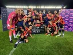 copa argentina: patronato se repuso dos veces y elimino a lanus en los penales