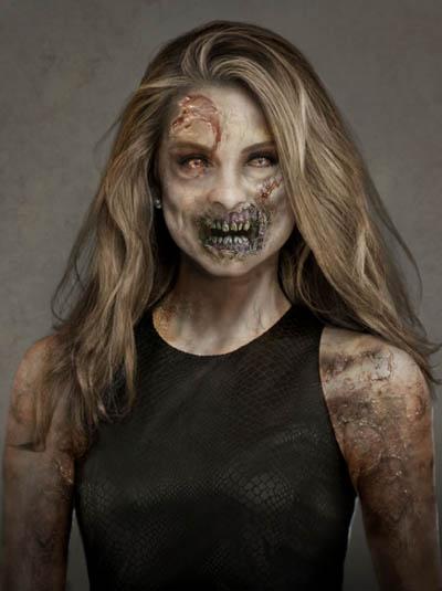 Zombie Maria Menounos