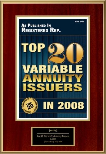 Best Variable Annuity
