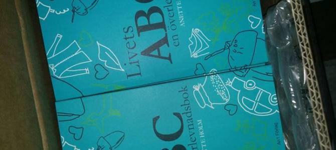 Att distribuera en bok