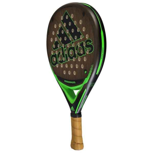 ADIDAS GREEN PADEL 2021