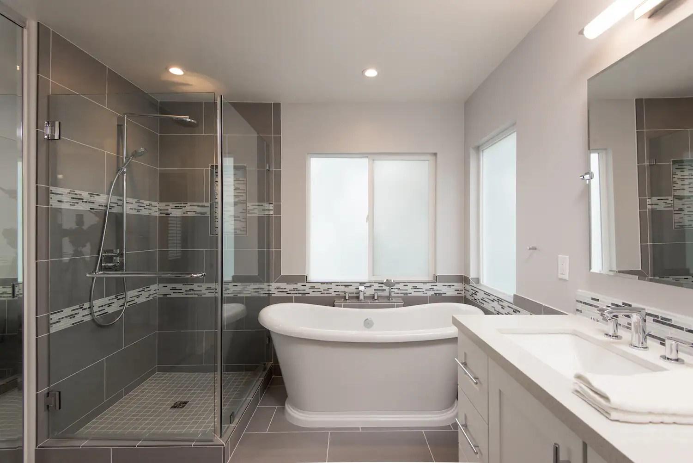 bathroom tile installation cost