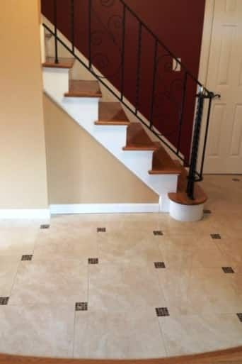 tile flooring rip up or just replace