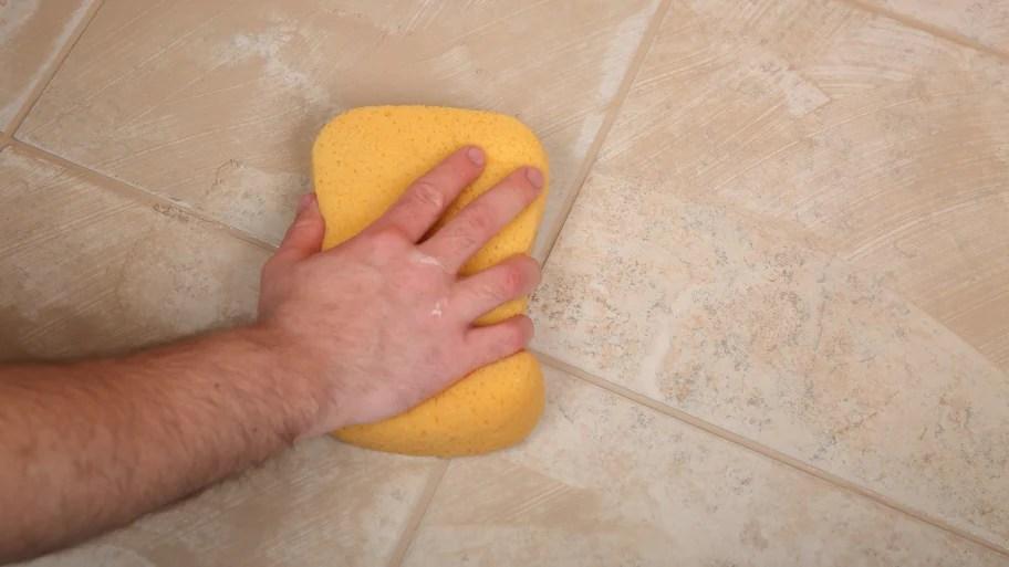 tools for installing bathroom tile