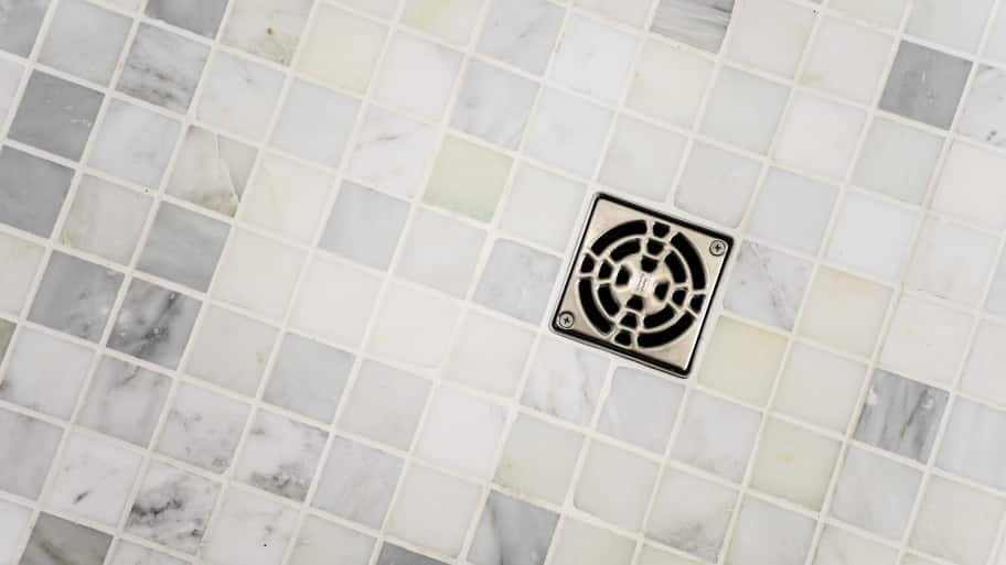 is your shower tile really waterproof