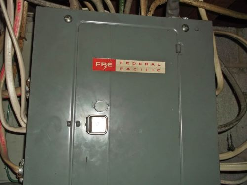 small resolution of fuse box outside a house