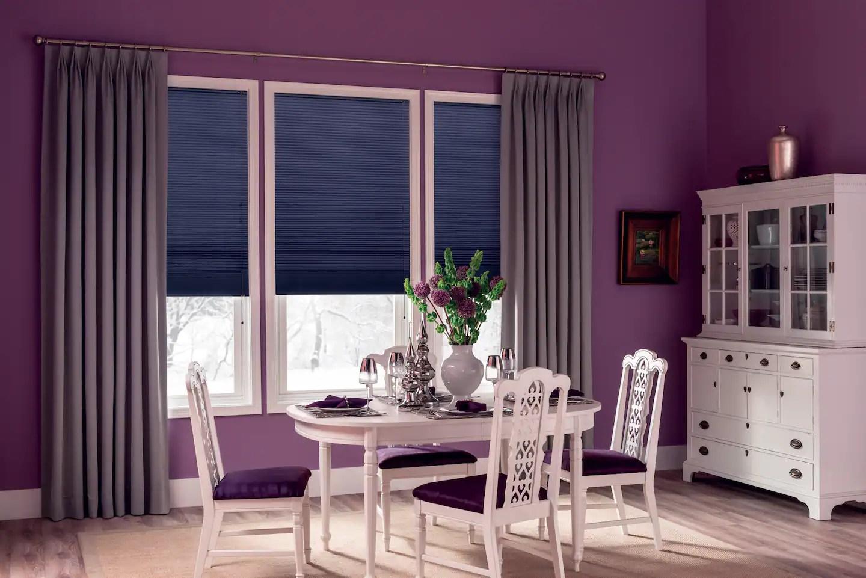 15 Dining Room Curtains Ideas  Angies List