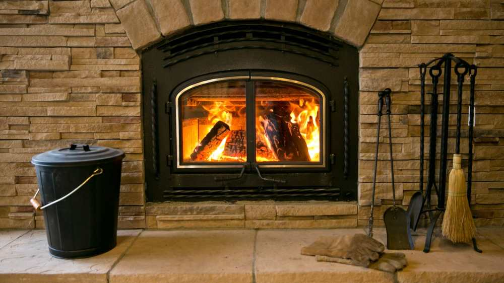 medium resolution of how to convert a gas fireplace to wood burning