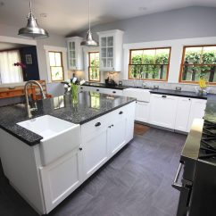 Island Kitchen Wood Floors In What Is A Floating Angie S List