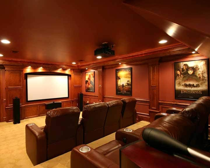 Photos Home Theater Designs  Angies List