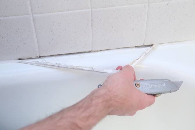 How To Caulk Your Shower  Angies List