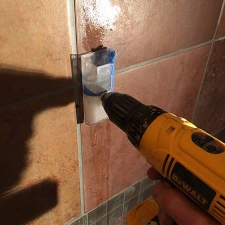How To Drill Holes In Porcelain Bathroom Tile Angie39s List