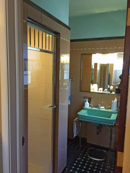 Remodel Transforms 1940s Master Bathroom  Angies List