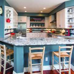 Granite Kitchen Countertops Pictures Buffet With Hutch Countertop Designs And Styles Angie S List