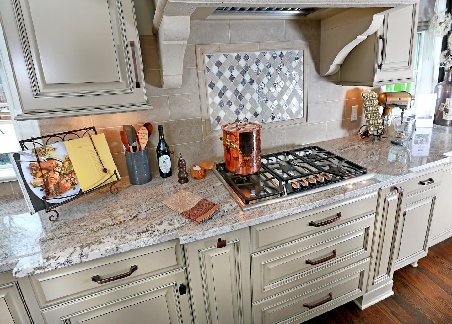 granite kitchen counters extractor countertop designs and styles angie s list countertops