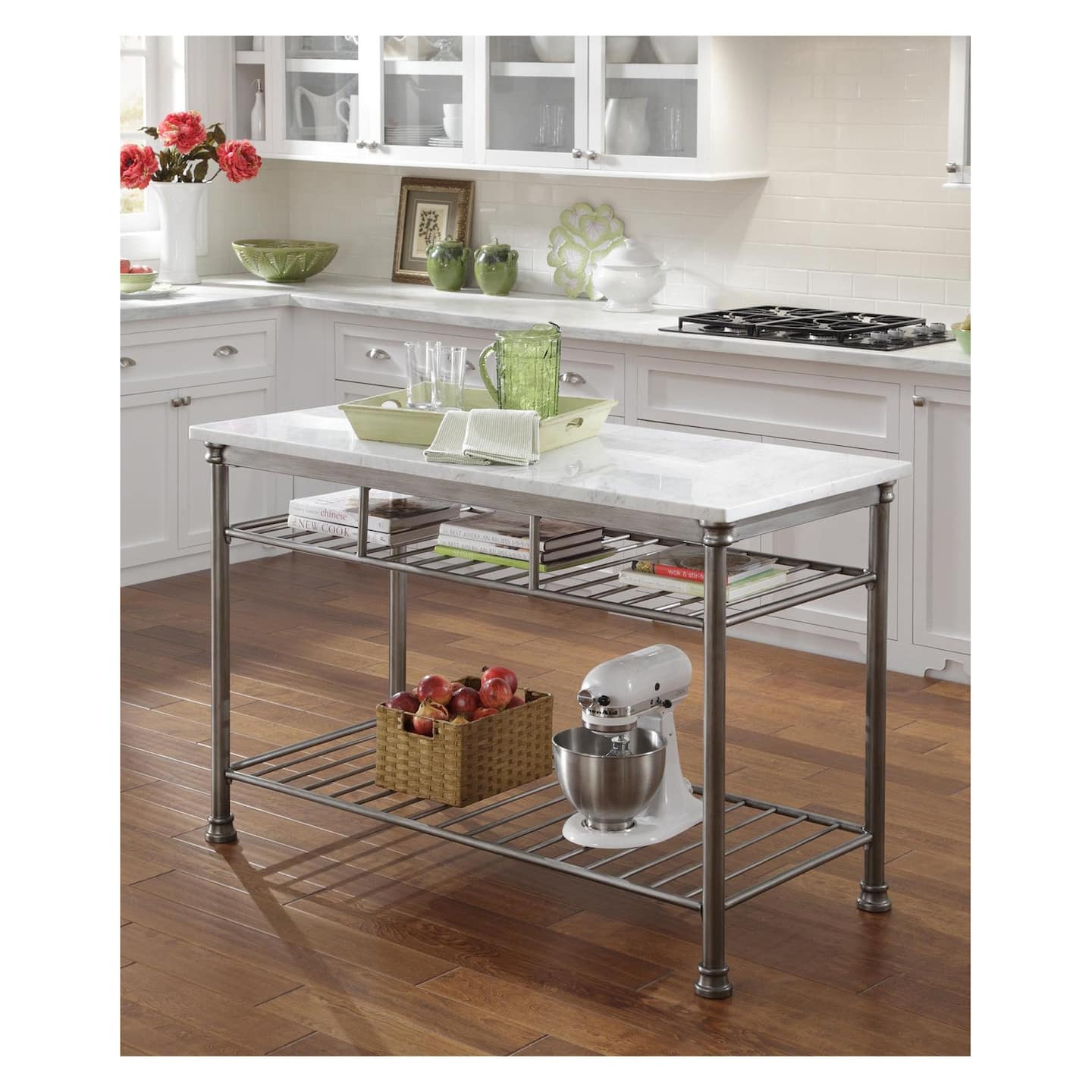 Rolling Kitchen Islands and Kitchen Island Carts  Angies
