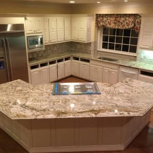 kitchen countertop cost towels wholesale how much do granite countertops angie s list photo by courtesy of susan viviano
