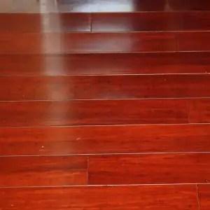 replacing wood floor plank