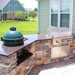 How Much Does an Outdoor Kitchen Cost  Angies List