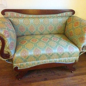 Is it Worth It to Reupholster Old Furniture  Angies List