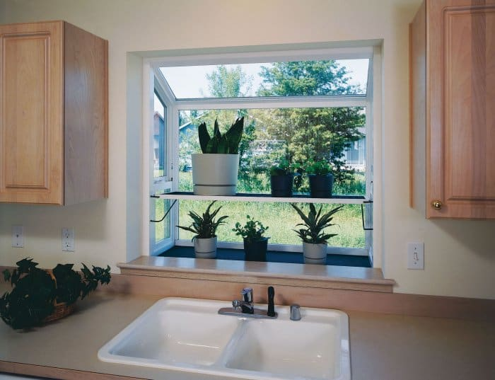 What Is A Garden Window? Angie's List