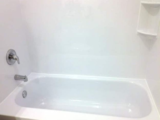 should you choose bathtub refinishing or a liner? | angie's list