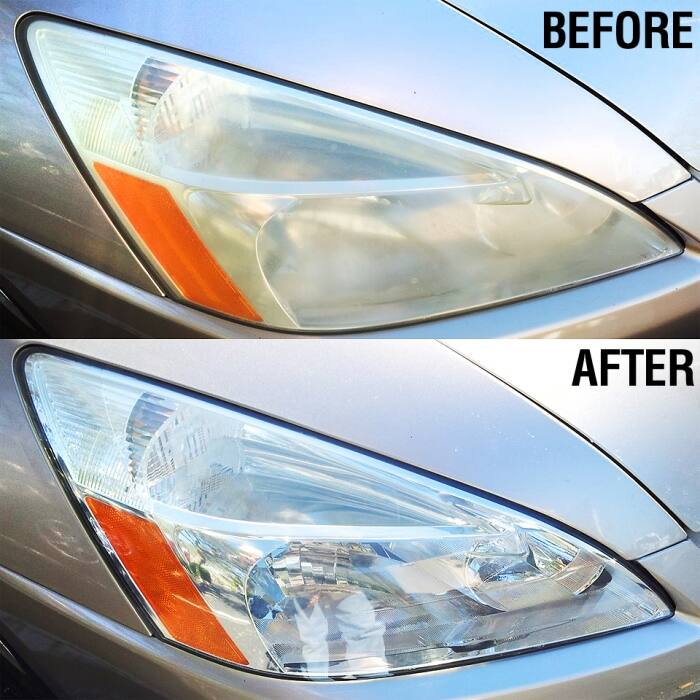 How To Fix Foggy Headlights Angies List