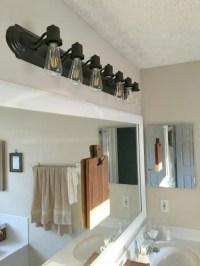Ideas for Updating Bathroom Vanity Light Fixtures | Angie ...