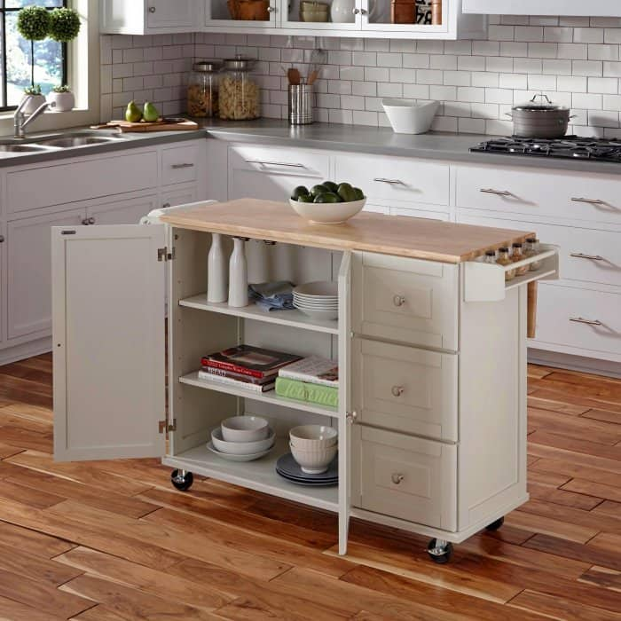 mobile island kitchen small stove what is a floating angie s list