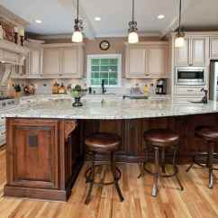 Chairs For Kitchen Island Outdoor Kitchens Orlando Seating With Stools Or Angie S List Large Granite Countertop Covered Leather Chair Height