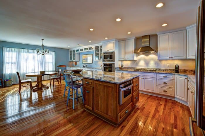 What Is The Best Wood Flooring For A Kitchen?