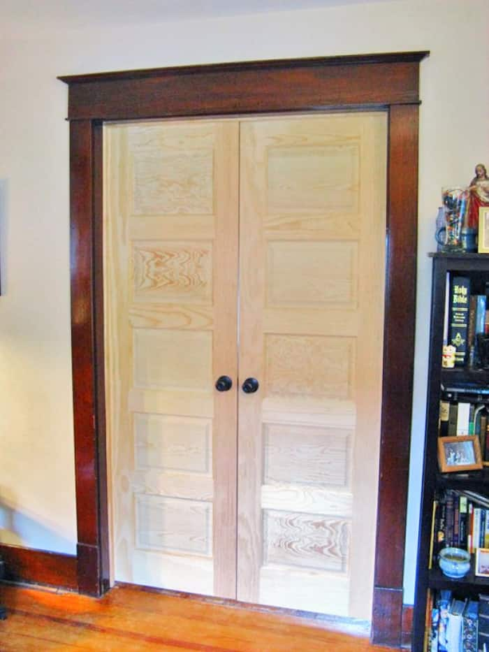 How to install interior slab door for Hanging interior prehung doors