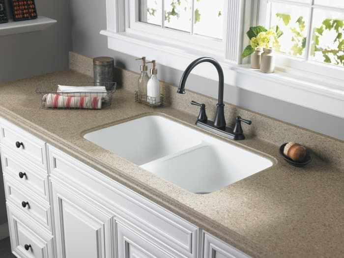 buy undermount kitchen sink vintage appliances pros and cons of sinks angie s list inside formica countertop