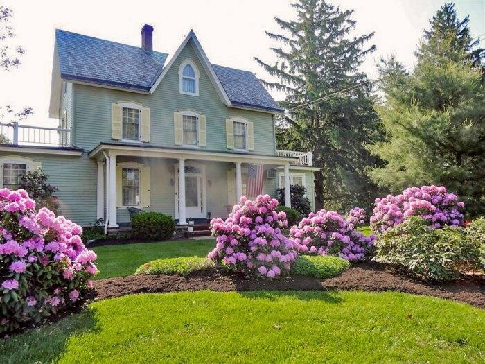 landscaping design historical