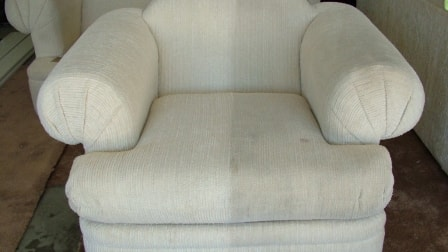 how to clean dirty white leather sofa james by andover mills diy tips for furniture upholstery cleaning | angie's list