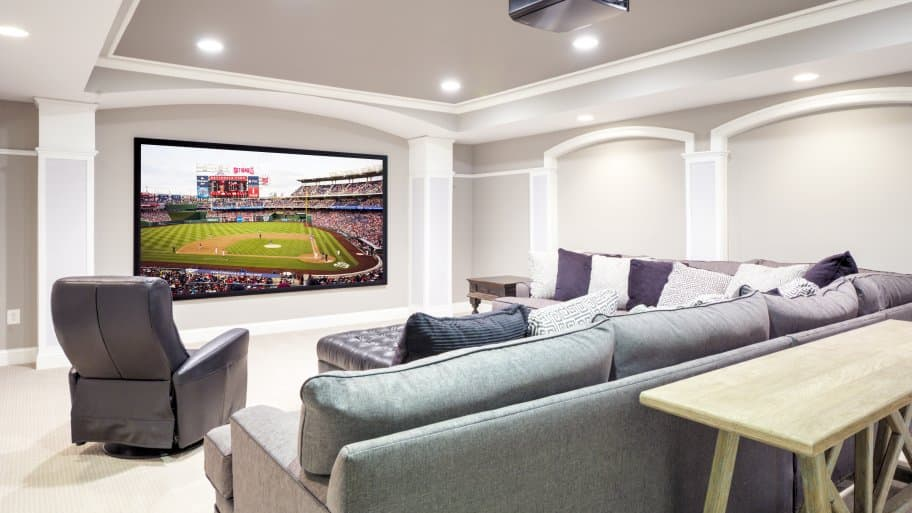6 Great Ideas for the Basement  Angies List