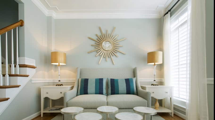color for living rooms upholstered armchairs room paint ideas your angie s list pale blue in