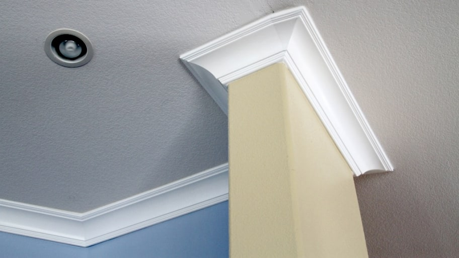 Can Crown Molding Be Installed on Vaulted Ceilings