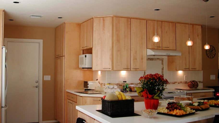 What are Frameless Kitchen Cabinets  Angies List