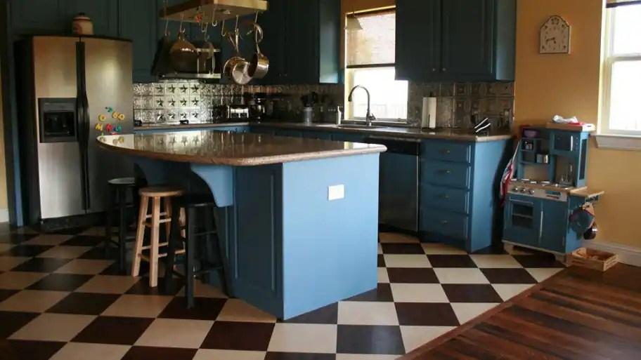 kitchen linoleum led strip lights in flooring angie s list a