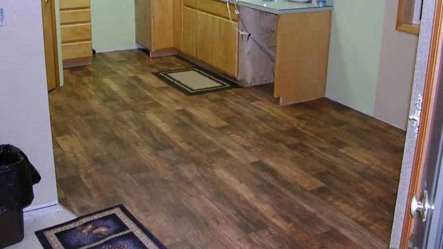 Linoleum Flooring Not just for Grandmas House  Angies