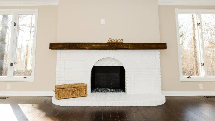 How to Paint a Brick Wall or Fireplace  Angies List