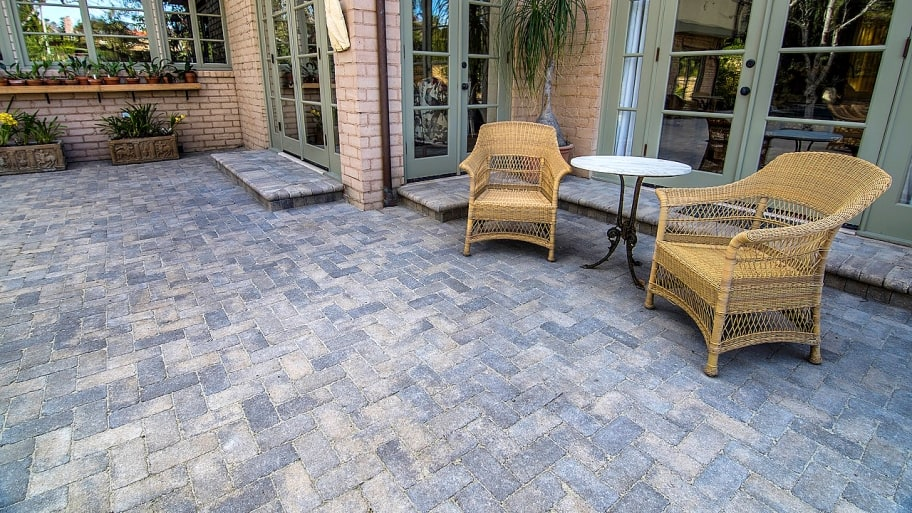 Why Installing Pavers Over Concrete Is a Bad Idea  Angies List