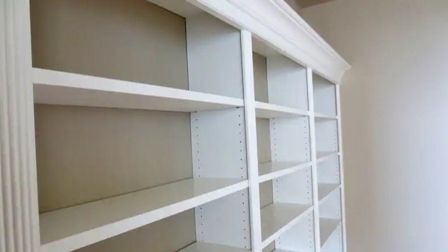 Member Photo Beautiful Builtin Bookshelves  Angies List