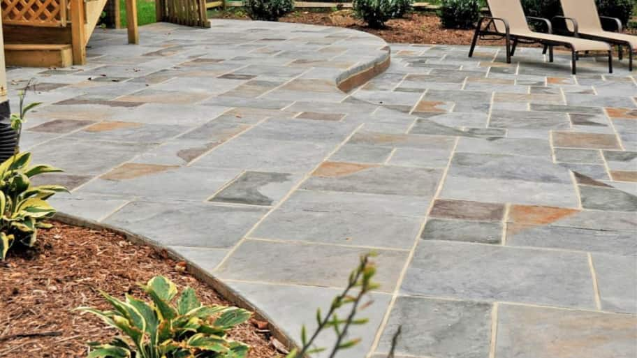 Are Stamped Concrete Patios Affordable And Appealing Angie S List