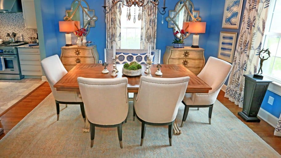 How to Choose Dining Room Area Rugs  Angies List
